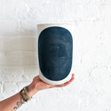 Vessel Tall: Full Moon Indigo