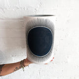 Vessel Tall: New Sun Indigo