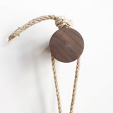 Hardware: Wood Round Wall Mount