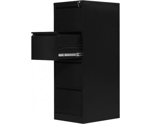 Image of 4 Drawer Office Filing Storage Cabinet