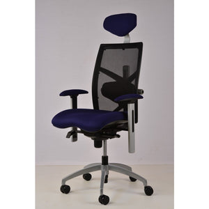 Exact Ergonomic High Back Leather Chair - Buy Online Now At Active Offices