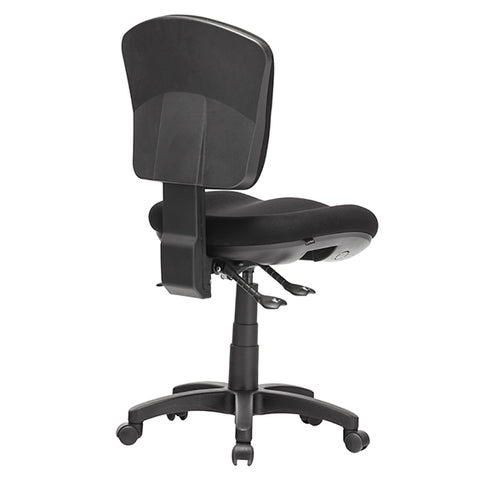 Image of Ergonomic Aqua Task Office Chair - Buy Online Now At Active Offices