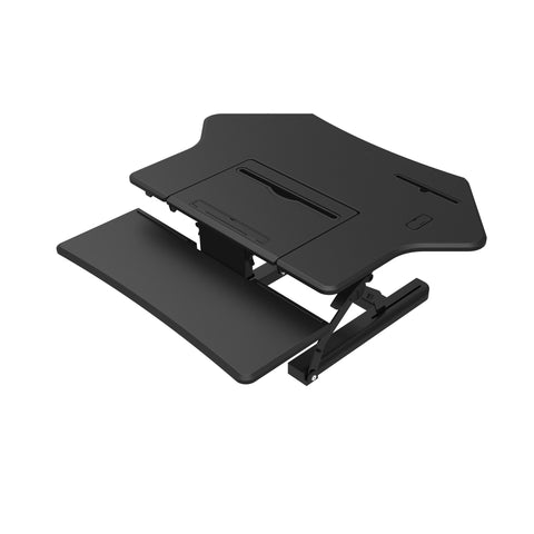 Arise Ergolator Height Adjustable Standing Desk Converter Riser - Buy Online Now At Active Offices