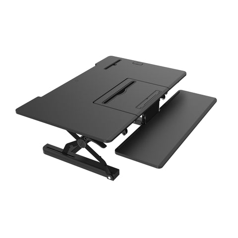 Image of Arise Ergolator Height Adjustable Standing Desk Converter Riser - Buy Online Now At Active Offices