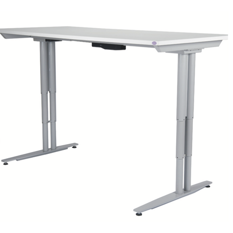 Image of Arise Basix 2 Electrical Motorised Height Adjustable Standing Desk - Buy Online Now At Active Offices