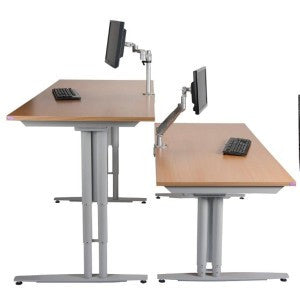Arise Electric Height Adjustable Standing Desk - Buy Online Now At Active Offices