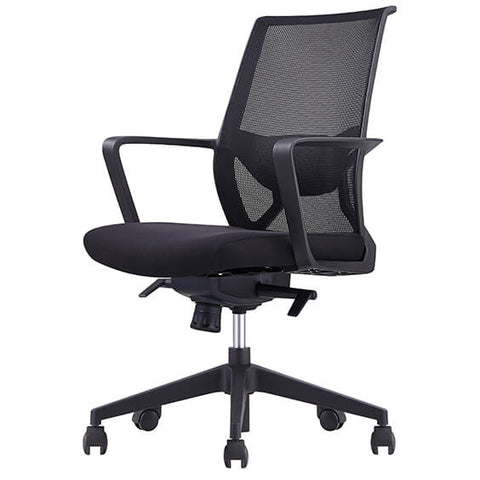 Image of Capri Mesh Back Office Ergonomic Task Chair - Buy Online Now At Active Offices