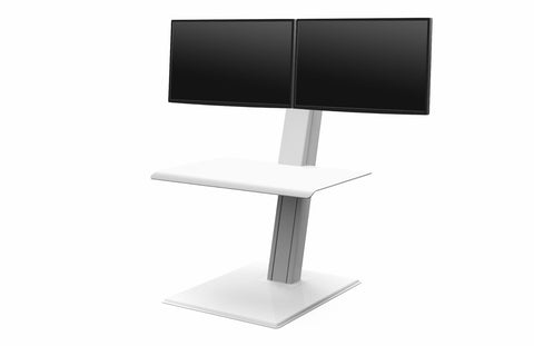 Humanscale Monitor Quickstand Standing Desk Riser Workstation - Buy Online Now At Active Offices