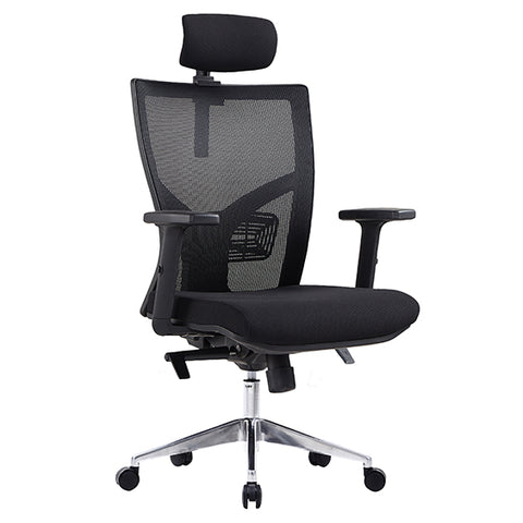 Image of Ergonomic Centro Executive Mesh Back Office Chair - Buy Online Now At Active Offices