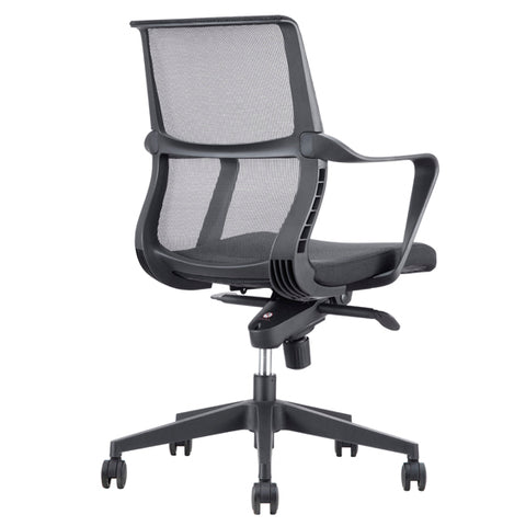 Ergonomic Mesh Back Chevy Boardroom Office Chair - Buy Online Now At Active Offices