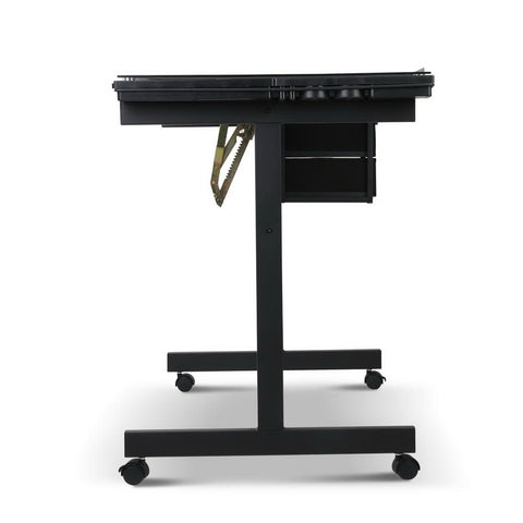 Image of Artiss Adjustable Glass Drawing Desk - Buy Online Now At Active Offices