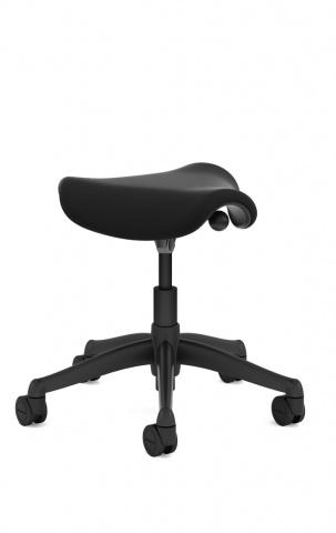 Humanscale Pony Saddle Posture Chair Stool - Buy Online Now At Active Offices