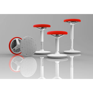 Fangle Perch Height Adjustable Active Stool - Buy Online Now At Active Offices
