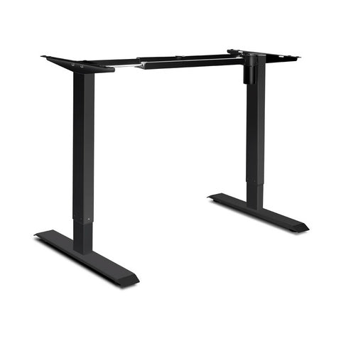 Image of Motorised Adjustable Desk Frame Black - Buy Online Now At Active Offices