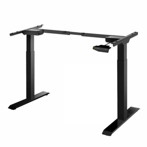 Electric Motorised Automatic High Adjustable Standing Desk Frame