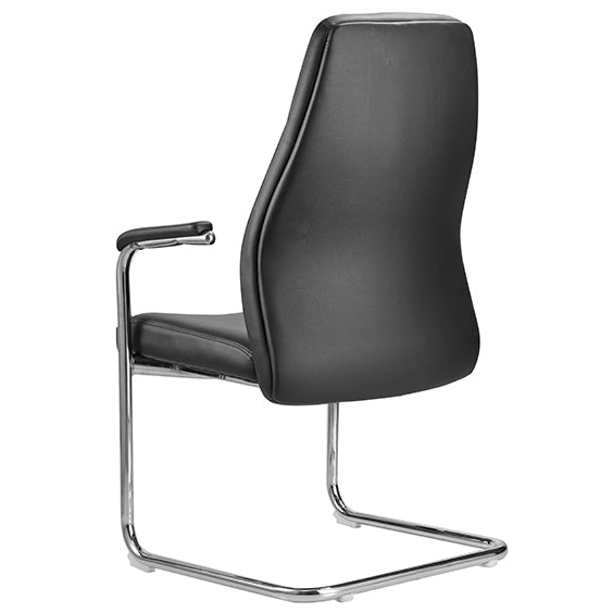 Ergonomic PU Leather Hume Executive Office Chair - Buy Online Now At Active Offices