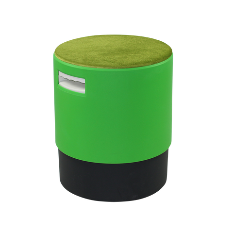 Image of Pogo Swivel Stool Ottoman - Buy Online Now At Active Offices