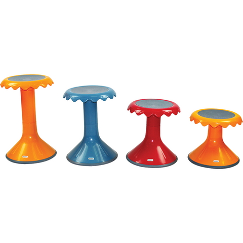 Image of Bloom Wobble Learning Aid Sensory Student Posture Classroom Stools - Buy Online Now At Active Offices