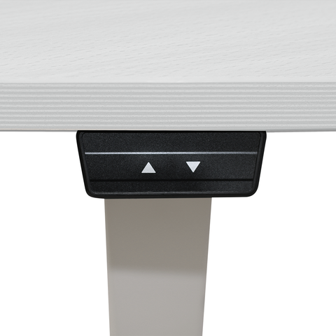 Image of Sylex Height Adjustable Electric Boardroom Meeting Table - Buy Online Now At Active Offices