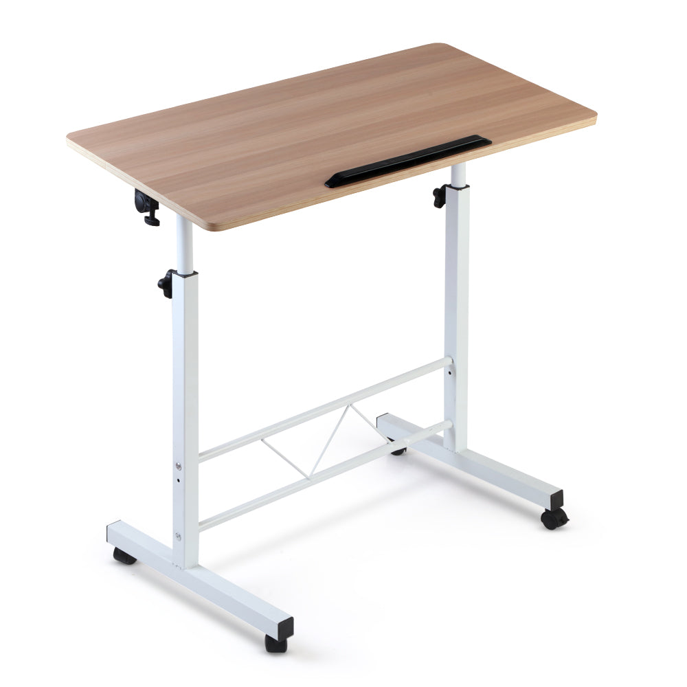 Height Adjustable Standing Portable Mobile Laptop Desk - Buy Online Now At Active Offices