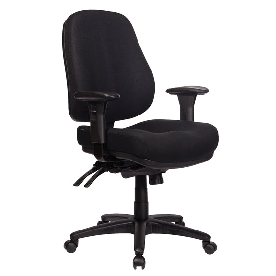 Ergonomic Logan Multi Shifting Office Chair - Buy Online Now At Active Offices