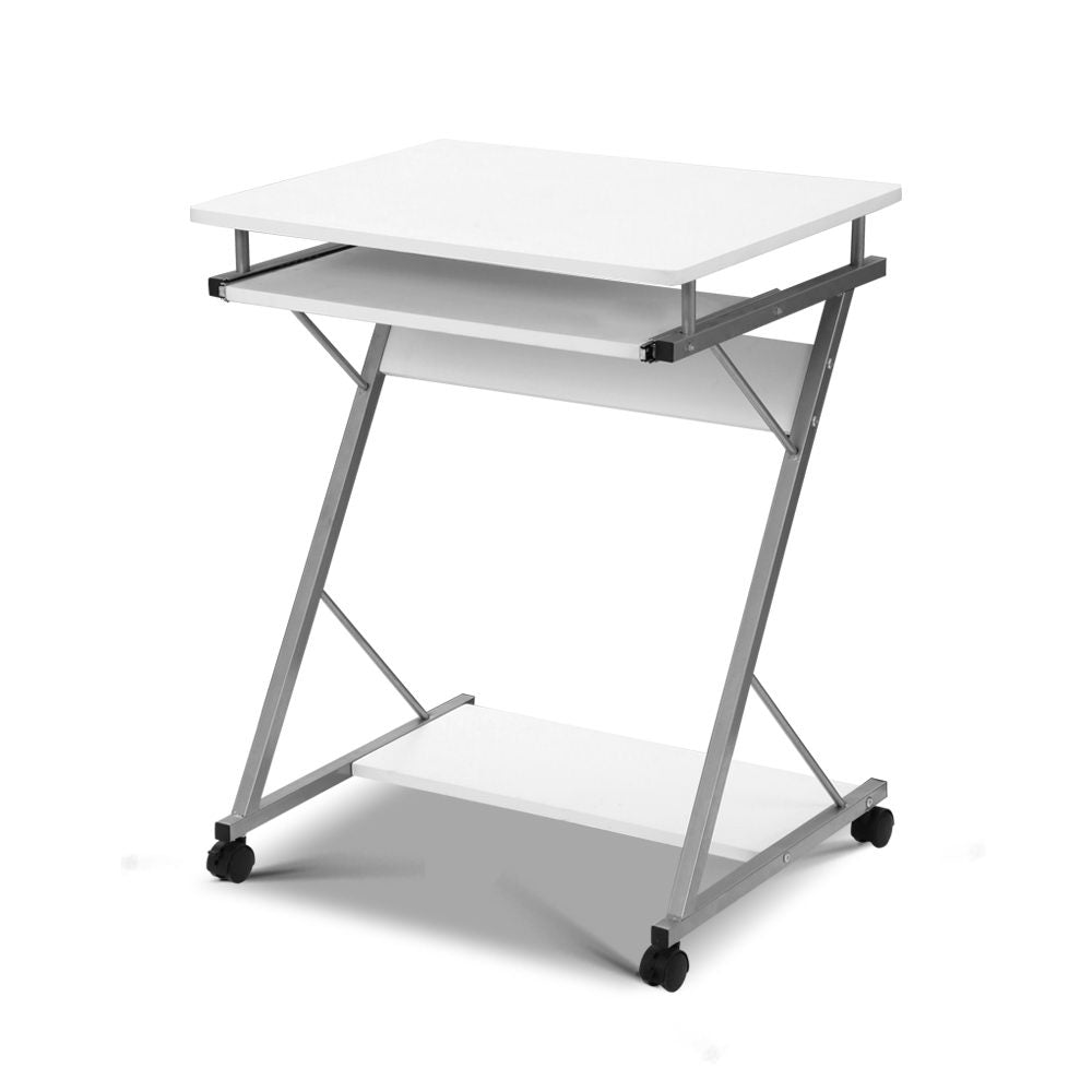 Portable Metal Laptop Trolley Desk - Buy Online Now At Active Offices