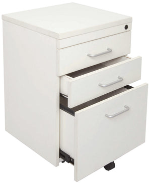 Rapidline Mobile 2 Drawer & 1 File Drawer Pedestal - Buy Online Now At Active Offices