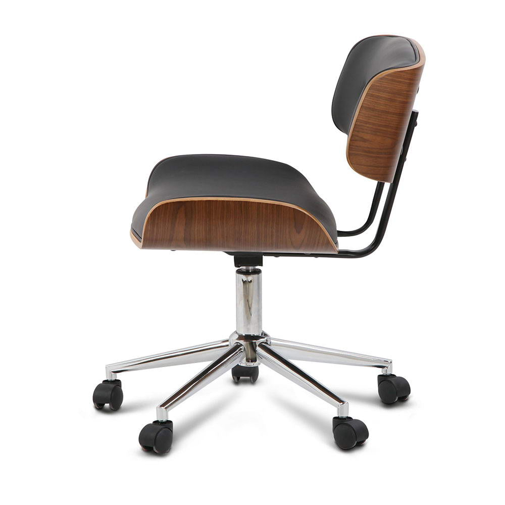 Modern Executive Walnut Office Desk Chair - Buy Online Now At Active Offices