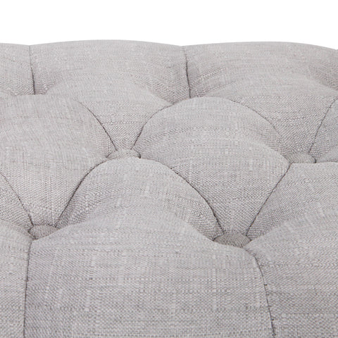 Artiss Retro Button Storage Sofa Ottoman - Buy Online Now At Active Offices