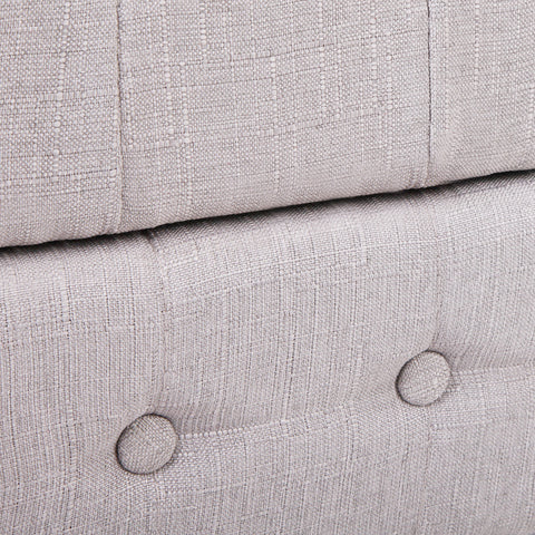 Image of Artiss Retro Button Storage Sofa Ottoman - Buy Online Now At Active Offices