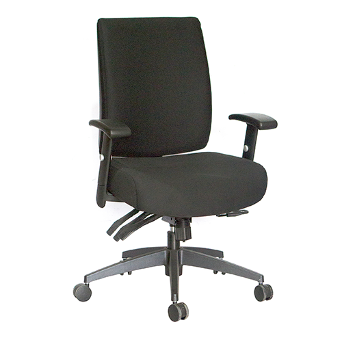 Ergonomic AFDRI 6 Piazza Office Chair - Buy Online Now At Active Offices