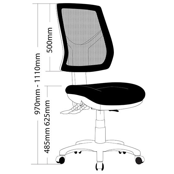 Ergonomic Mesh Rio Task Chair For Your Office - Buy Online Now At Active Offices
