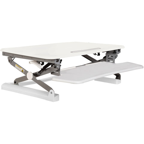 Image of Rapid Riser Adjustable Standing Desk Workstation - Buy Online Now At Active Offices