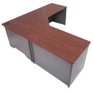Rapid Worker Corner Workstation Desk - Buy Online Now At Active Offices