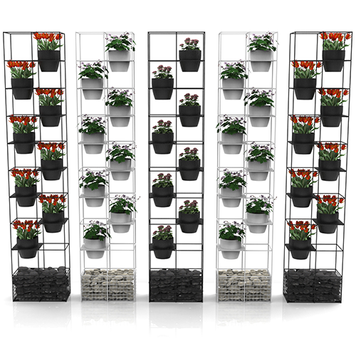 Rapidbloom Vertical Garden Wall Planter Box - Buy Online Now At Active Offices