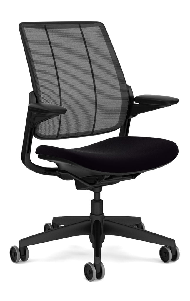 Ergonomic Humanscale Ocean Smart Chair For Your Office - Buy Online Now At Active Offices