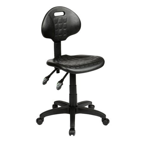 Ergonomic Industrial Lab or School Drafting Stools With Back - Buy Online Now At Active Offices