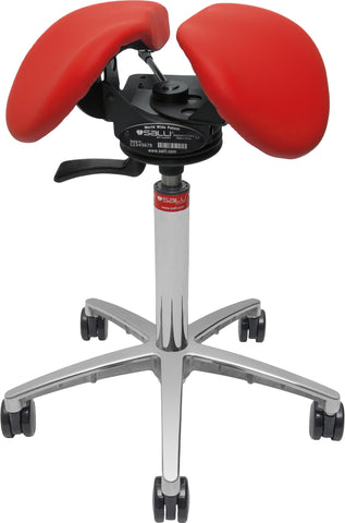 Ergonomic Salli Swayfit Saddle Seat Chair Stool - Buy Online Now At Active Offices