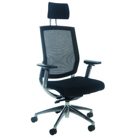 Image of Brooklyn Ergonomic High-Back Chair - Buy Online Now At Active Offices