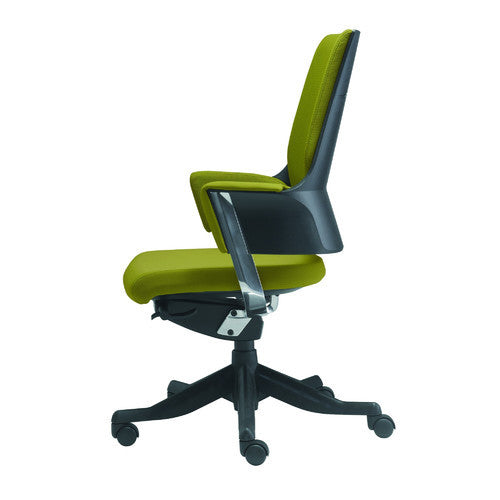 Delphi Mid Back Office Chair - Buy Online Now At Active Offices