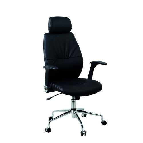 Modena High Back Chair Black - Buy Online Now At Active Offices