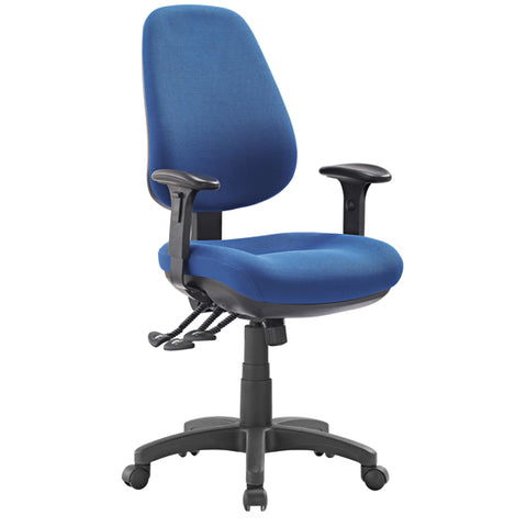 Image of Ergonomic TR600 Task Office Chair - Buy Online Now At Active Offices