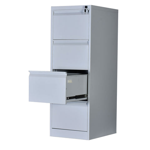4 Drawer Office Filing Storage Cabinet - Buy Online Now At Active Offices