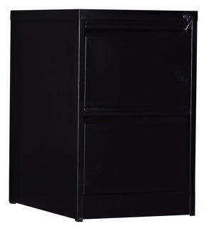 2-Drawer Shelf Office Gym Filing Storage Locker Cabinet - Buy Online Now At Active Offices