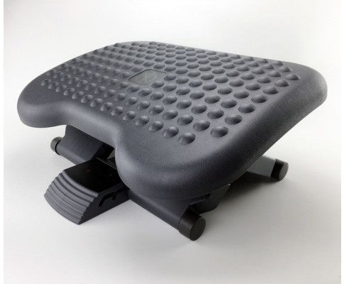 Footrest Under Desk Foot Leg Rest for Office - Buy Online Now At Active Offices