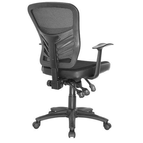 Image of Ergonomic Yarra Task Office Chair - Buy Online Now At Active Offices