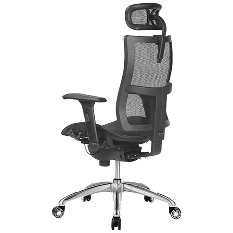 Image of Ergonomic Zodiac Executive Office Chair - Buy Online Now At Active Offices