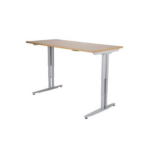 Image of ACT 2 Arise Electrical Motorised Height Adjustable Standing Desk - Buy Online Now At Active Offices