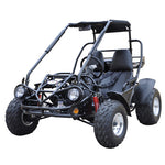 Trailmaster 150XRS With Automatic Transmission w/Reverse 150cc GoKart Black