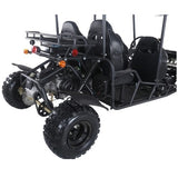 TaoTao 4-Fun 4-Seater 150cc Go Kart with Fully Automatic  W/Reverse! Roof Lights - ATV SCOOTER STORE, INC